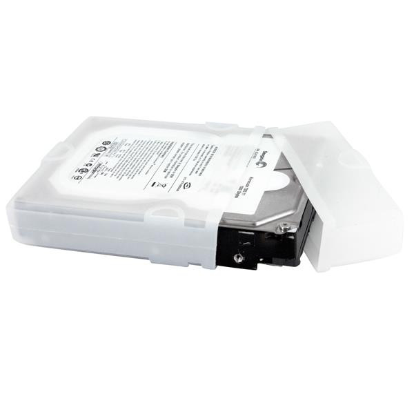 StarTech 3,5 inch Silicone Harde Schijf Beschermhoes met Connectorkap