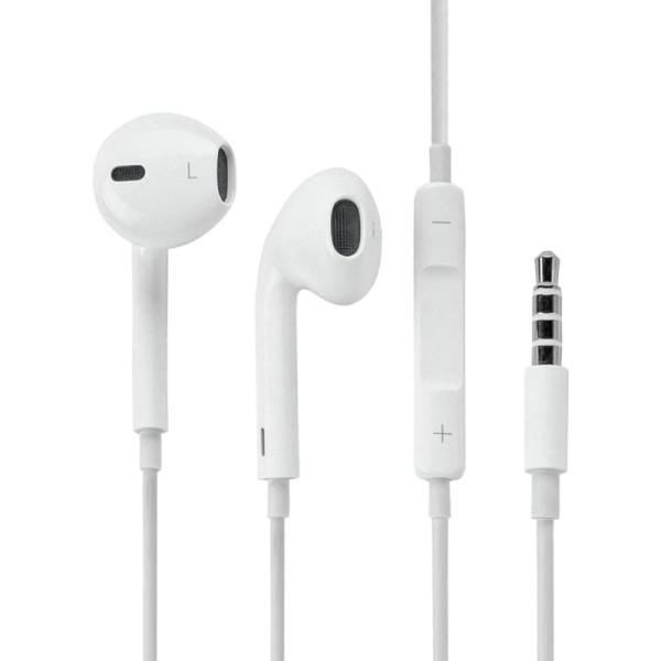 Originele Apple MNHF2 Earpods met afstandsbediening en microfoon - Bulk