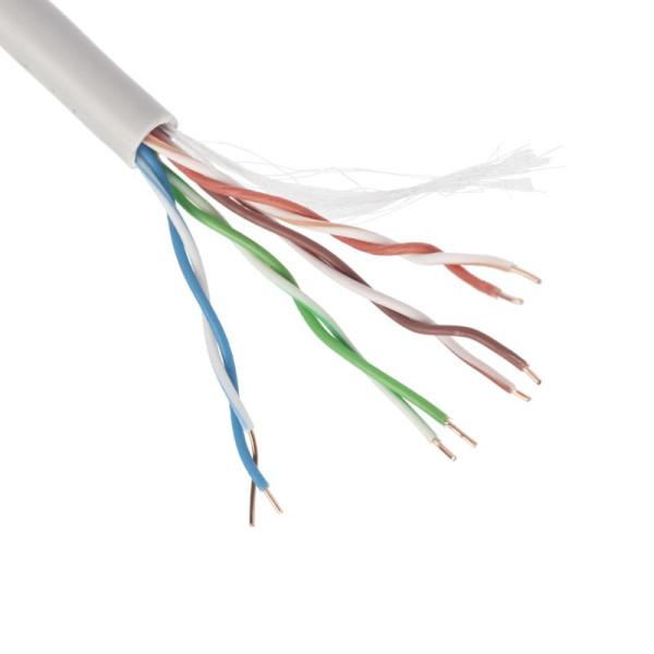 Massieve UTP cat6 netwerkkabel per meter