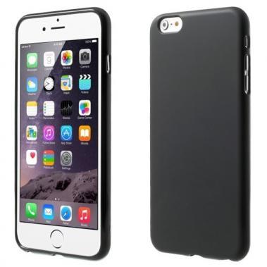 TPU Case voor iPhone 6 Plus/6S Plus Zwart