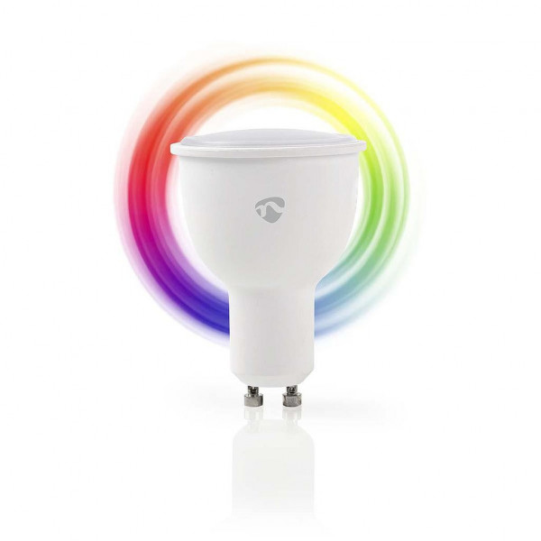 SmartLife Slimme WiFi LED Lamp GU10 - RGB (via app)