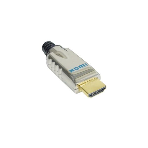HDMI zelfmontage stekker
