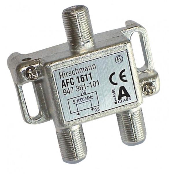 Hirschmann enkelvoudig CAI aftakelement 16 dB