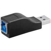 USB 3.0 USB A Mannelijk - USB B Vrouwelijk Adapter