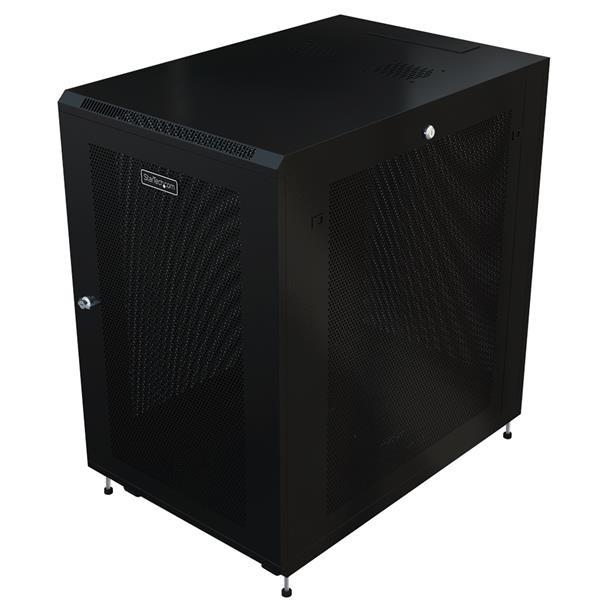 "StarTech Serverkast - 78 cm (31"") diep rack behuizing - 18U"