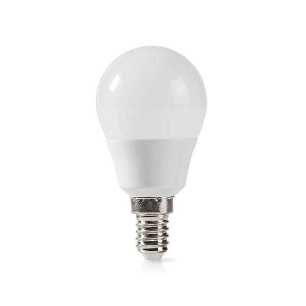 E14 Dimbare LED Mini-globe lamp 6W warm wit