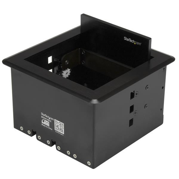 StarTech Kabelbox voor vergadertafel - inbouw kabelmanagement