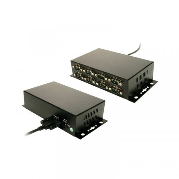 Exsys USB - 8x RS232 Hub
