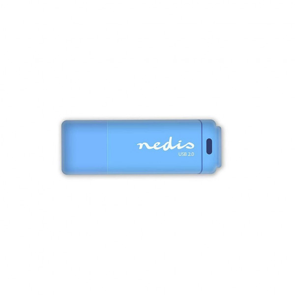 USB stick 16 GB, USB 2.0 blauw
