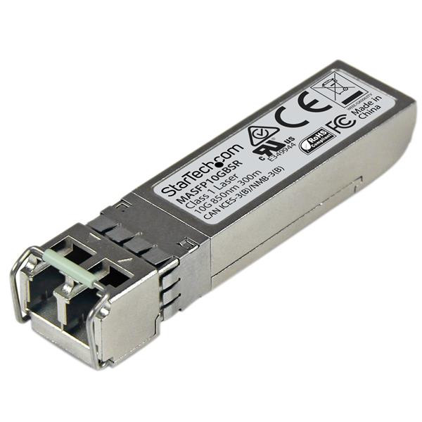 StarTech 10 Gigabit glasvezel SFP+ Module - Cisco Meraki MA-SFP-10GB-SR - MM LC- 300 m