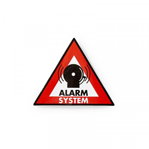 Nedis alarmsysteem sticker 130 x 5 x 148 mm 5 stuks
