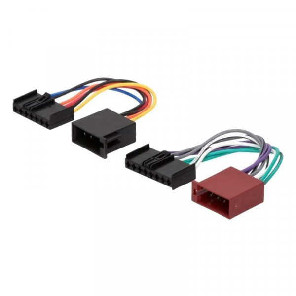 ISO connector Ford, Jaguar, Lincoln, Mazda, Mercury, Nissan
