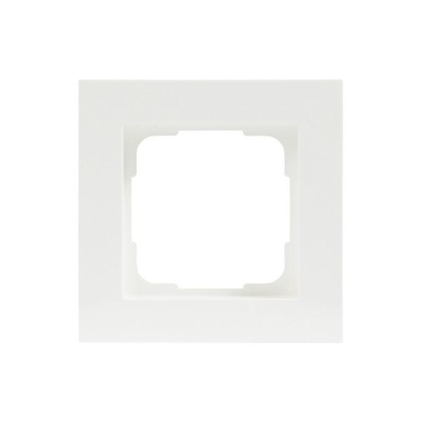 Opus 55 Kubus afdekraam 1-voudig polarwit