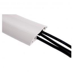 DATAFLEX PVC Vloergoot Grijs 1,5m