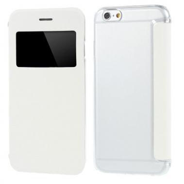 Boek Case Wit voor iPhone 6/6S