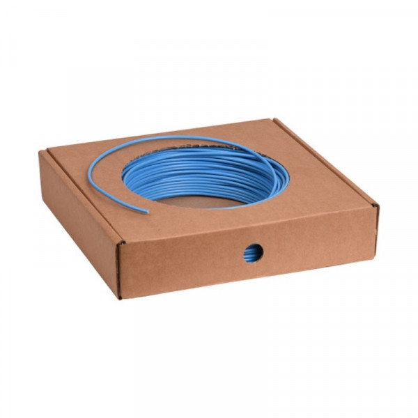 VD installatiedraad H07V-U 2,5mm2 Eca blauw 100m