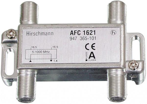 Hirschmann 2-voudige TFC 1621 aftakelement