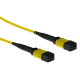 ACT 1m OS2 9/125 polarity B Glasvezel patchkabel met MTP female connectoren