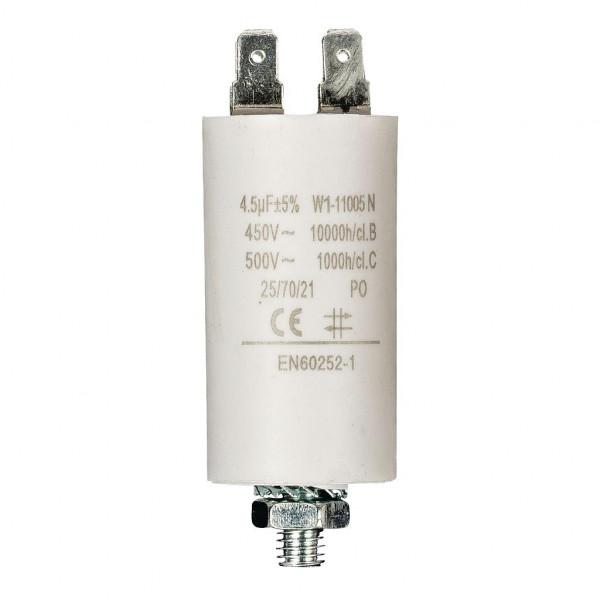 Condensator 4,5uf / 450 v + aarde