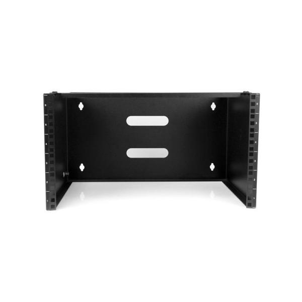 StarTech 6U 36cm diep Serverrack Wandmontage Beugel voor Patchpanelen