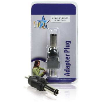 HQ Reserveplug voor universele adapters 5.5 x 2.8 mm