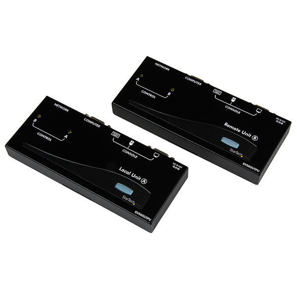 StarTech USB/VGA Cat5 UTP KVM Verlengsysteem