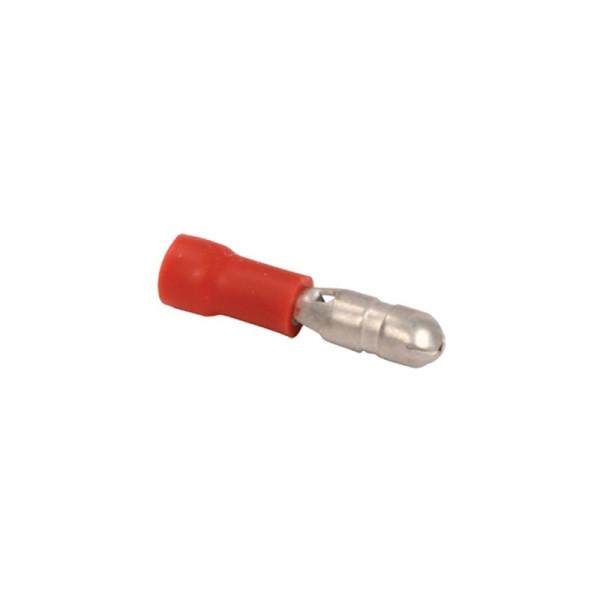 Kabelschoen kogel 0,5 - 1,5 mm Rood (100st)