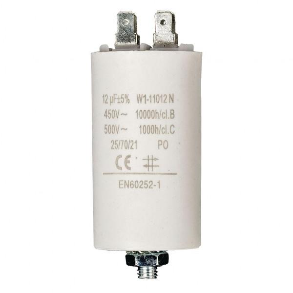 Condensator 12,0uf / 450 v + aarde