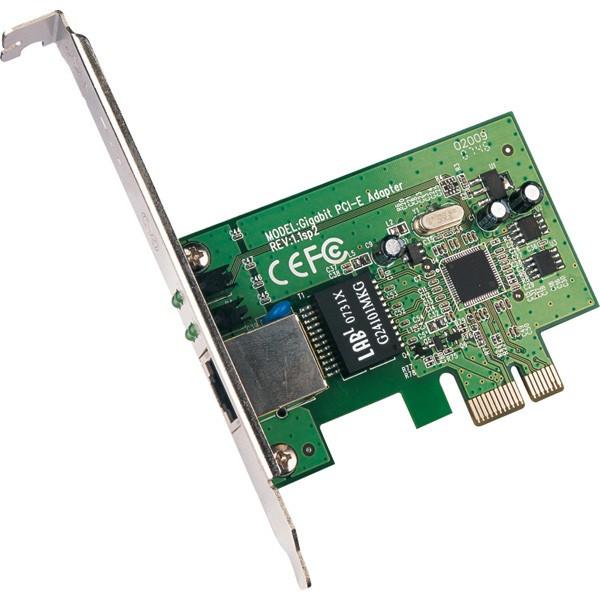 TP-LINK TG-3468 Gigabit Ethernet PCI Express kaart
