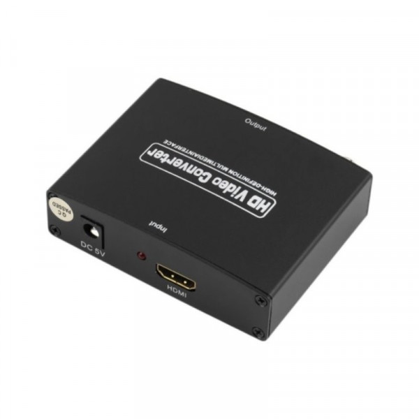 HDMI naar Component omvormer