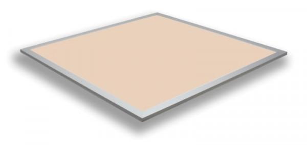 LED paneel met wit frame 60x60 - 34W - 3000K warm wit