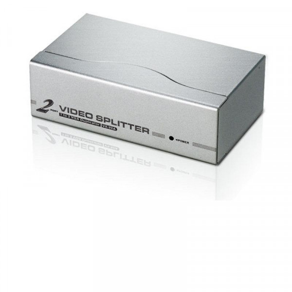 Aten VS92A 2-Port Actieve VGA Splitter