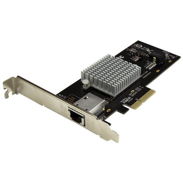 StarTech 1 poorts 10G Ethernet Netwerkkaart - PCI Express - Intel X550-AT Chip