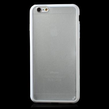 Wit/transparante Hard/TPU Case voor iPhone 6 Plus/6S Plus