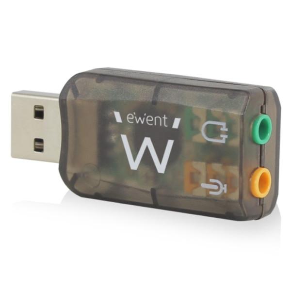 USB externe geluidskaart 5.1