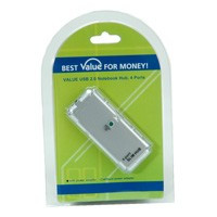 Value Actieve USB 2.0 Hub 4-poorts
